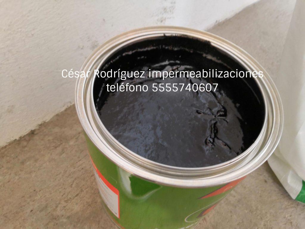 impermeabilizante imperquimia base solvente